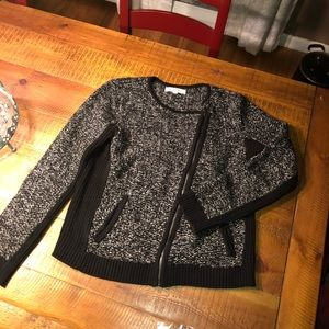 Sweater jacket gently worn good condition